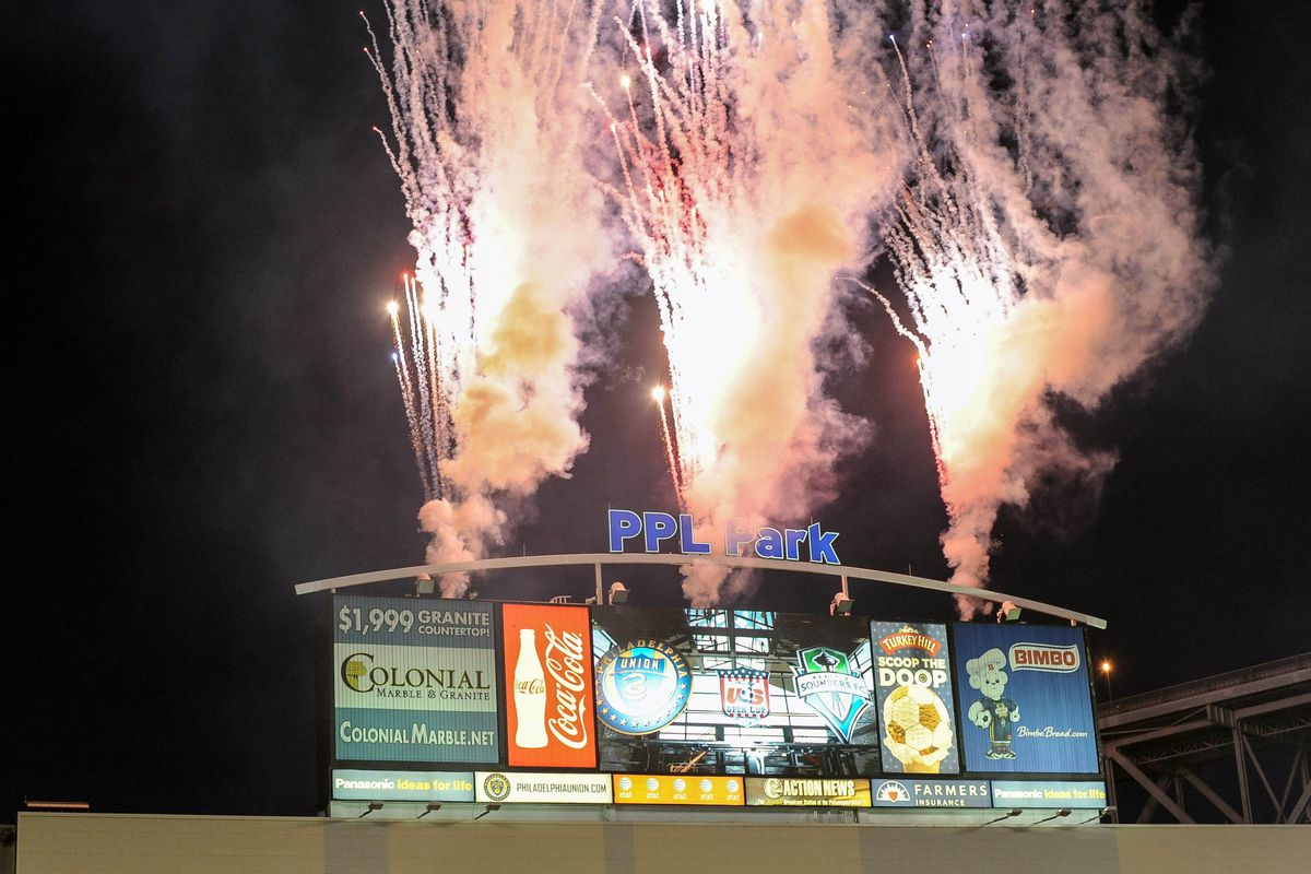 PPL Park hosted it's first final, and it was a night of incredible entertainment.