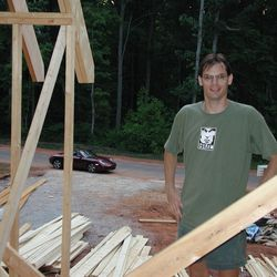 Tim Sweeney builds a house