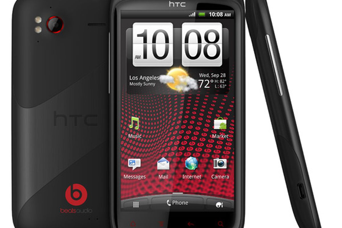 htc sensation xe official upgraded specs beats audio and