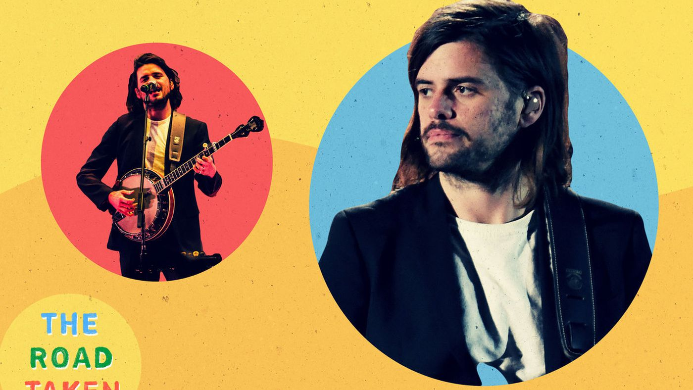 Mumford & Sons' Winston Marshall Breaks Down His Band's Touring History