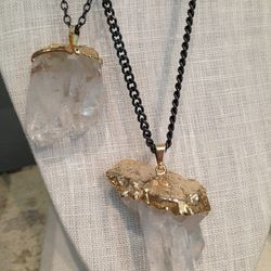 On the Rocks necklace, $128—$148.