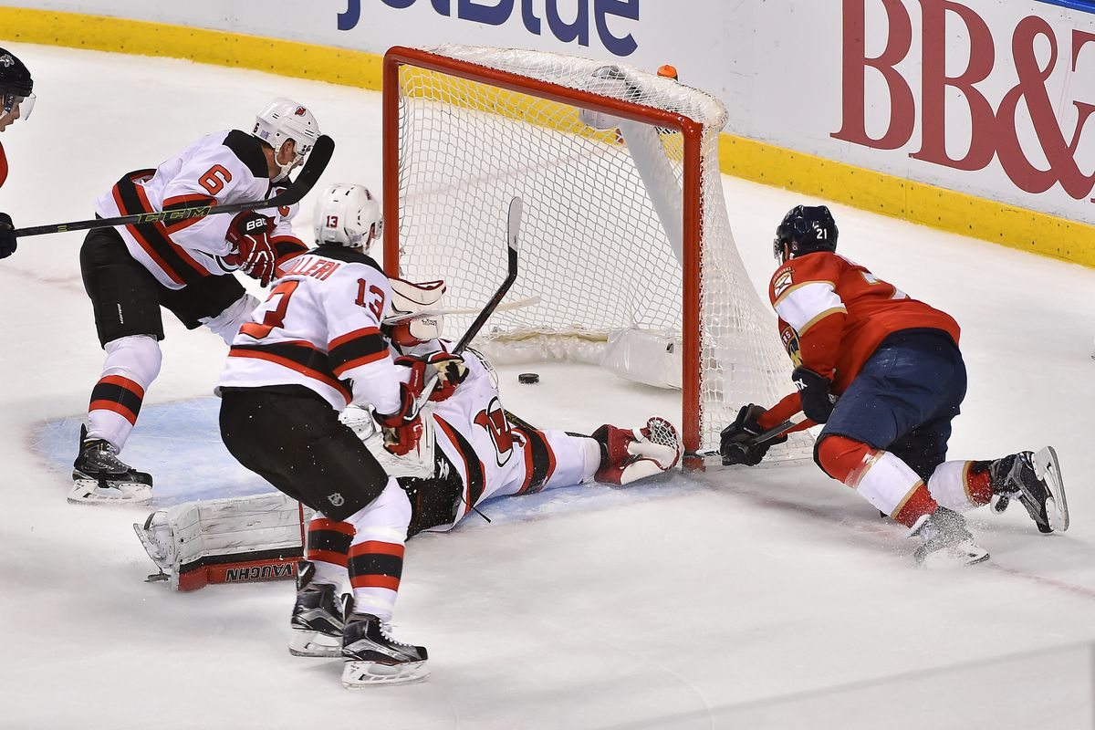 1ed85861ab7 GameThread  Florida Panthers vs New Jersey Devils - Litter Box Cats