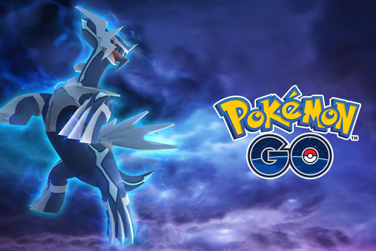 Dialga will be the star of March's raids