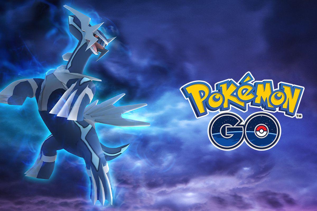 Dialga is the star of March's Pokémon Go raids - Polygon