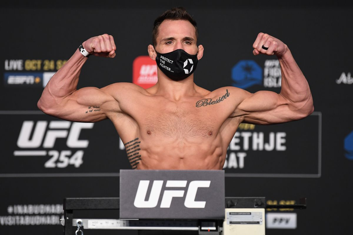 Michael Chandler vs. Dan Hooker targeted for UFC 257 on Jan. 23 on 'Fight Island' - MMAmania.com