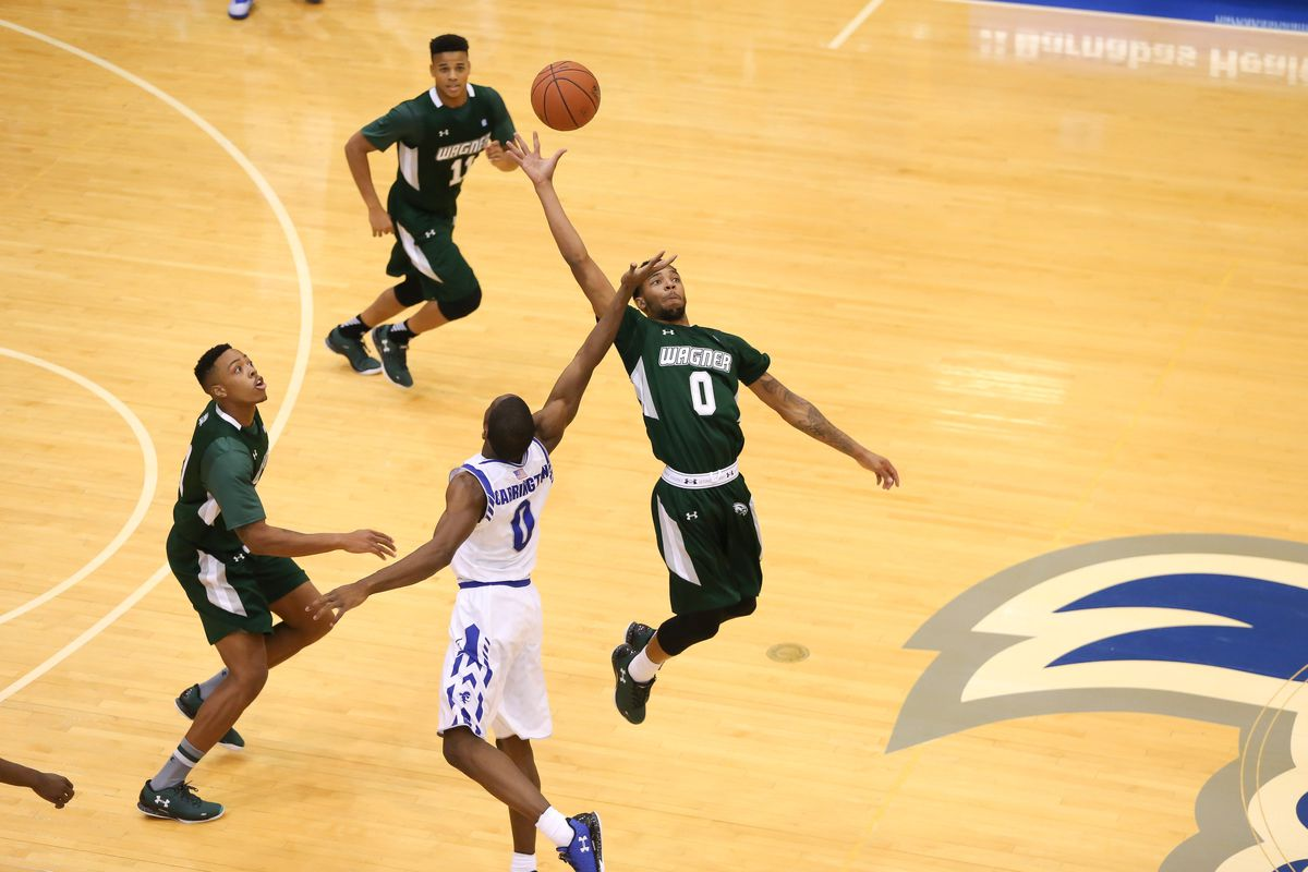 NCAA Basketball: Wagner at Seton Hall