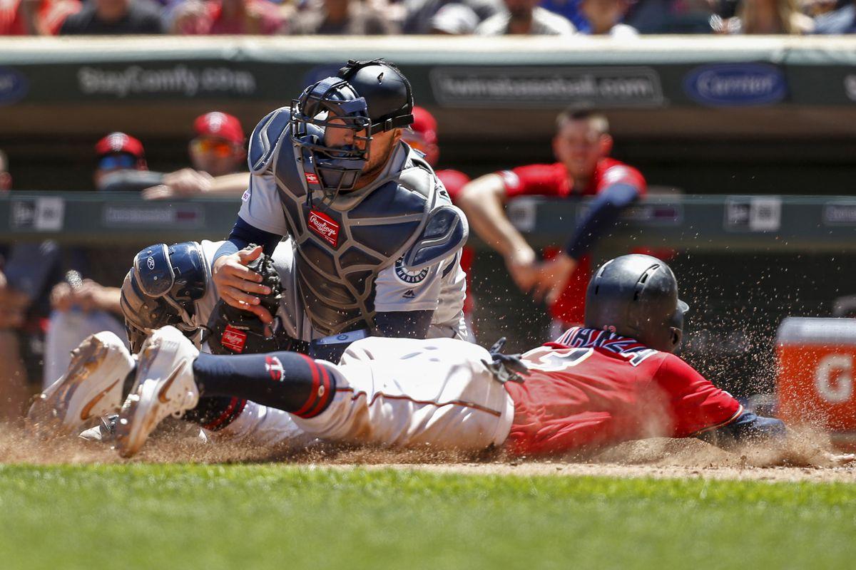 MLB: Seattle Mariners at Minnesota Twins