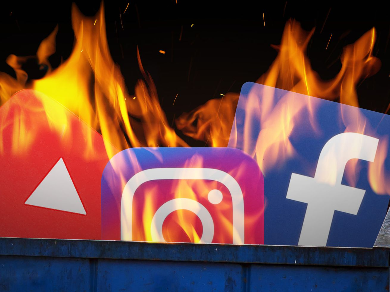 Why Every Social Media Site Is A Dumpster Fire Pnu