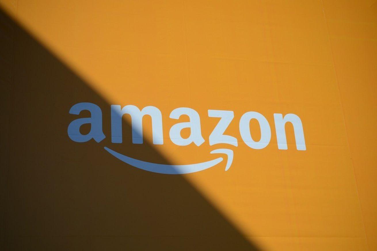 Amazon logo for liveblog