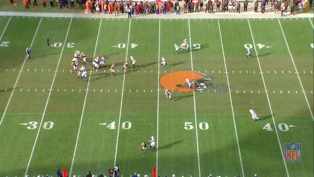 Week 14 Offense (6) - Shift Makes Cameron the Target
