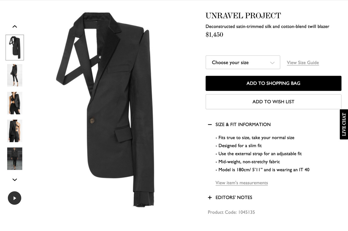 Please Join Me In Being Furious About This Blazer - Racked-3746