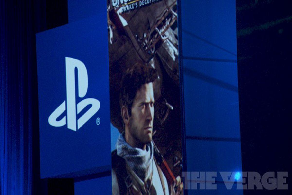 Sony E3 press conference E3 2012