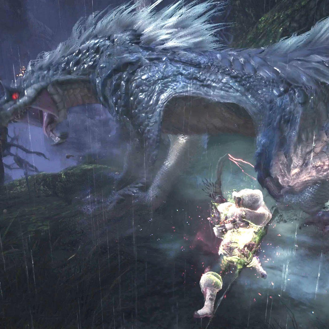 Monster Hunter World Guide How To Beat The Tobi Kadachi Polygon