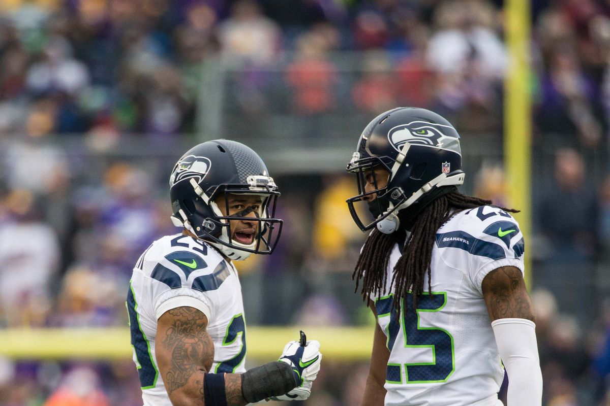 Who is more valuable Earl Thomas or Richard Sherman Field Gulls