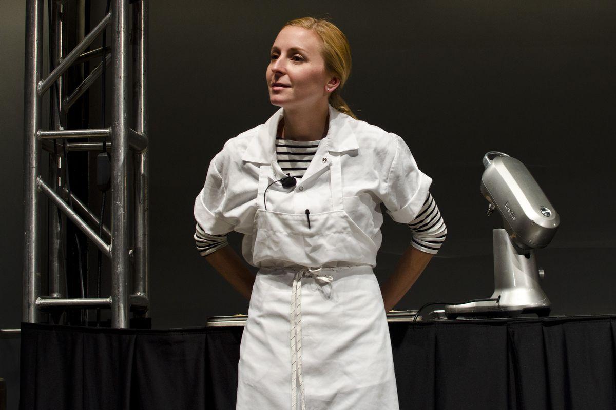 Christina Tosi at Harvard