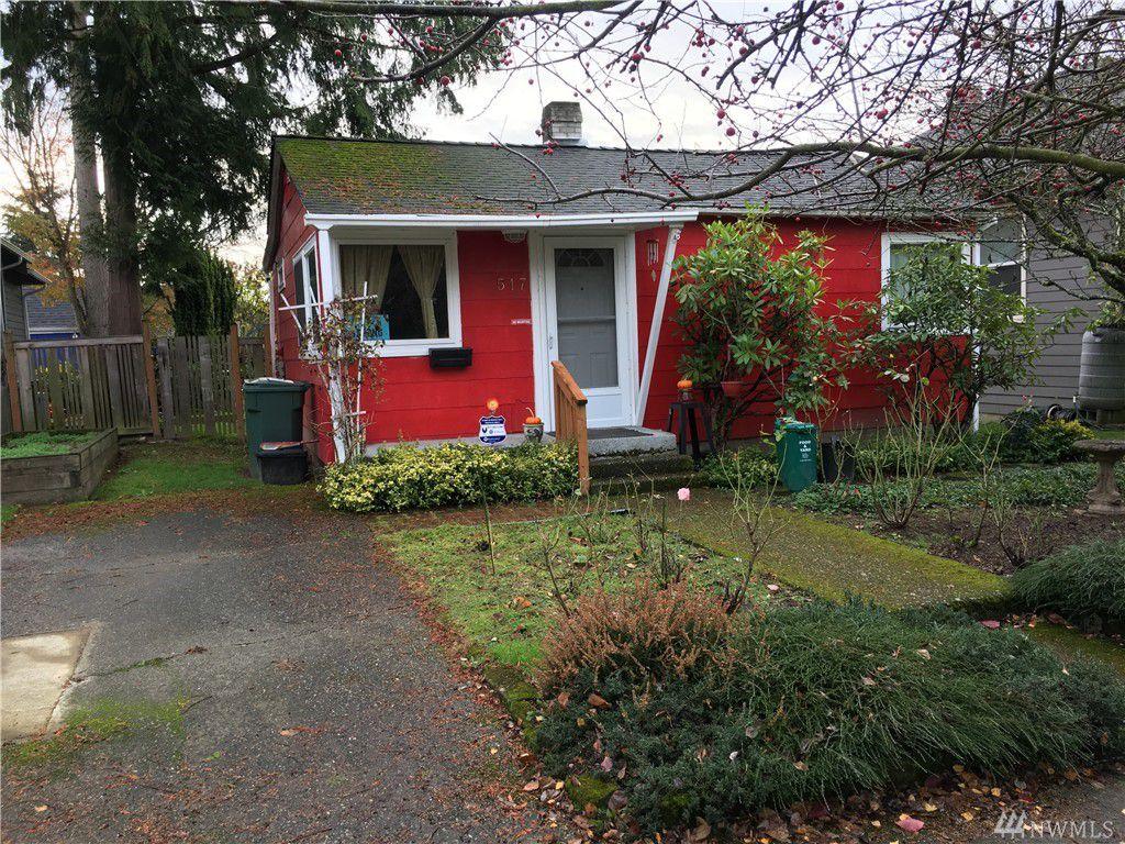 Tiny Home Designs: 1947 Greenwood Tiny House Hits Market At $399K