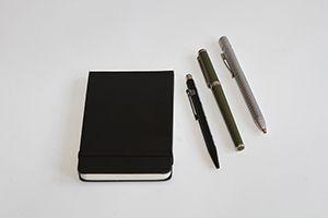 Dante Notepad / Pens 300px