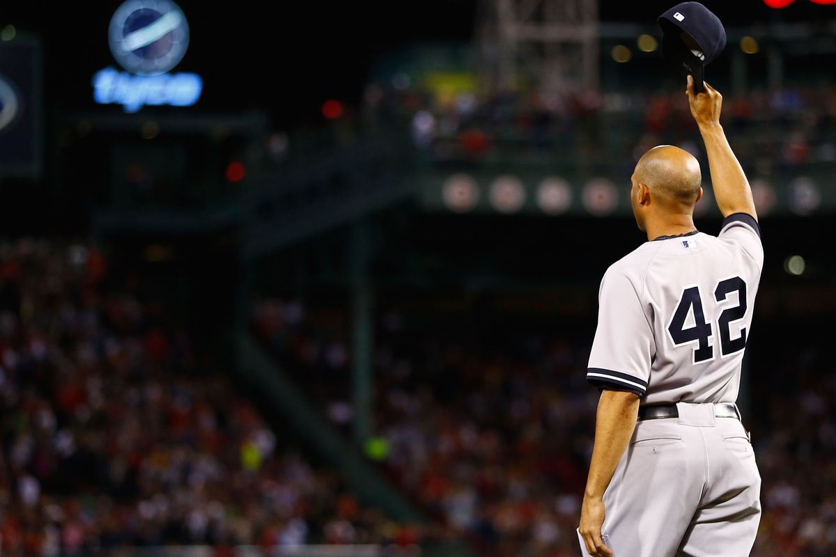 55a3ee6f4 What would Mariano Rivera have done as a starting pitcher ...