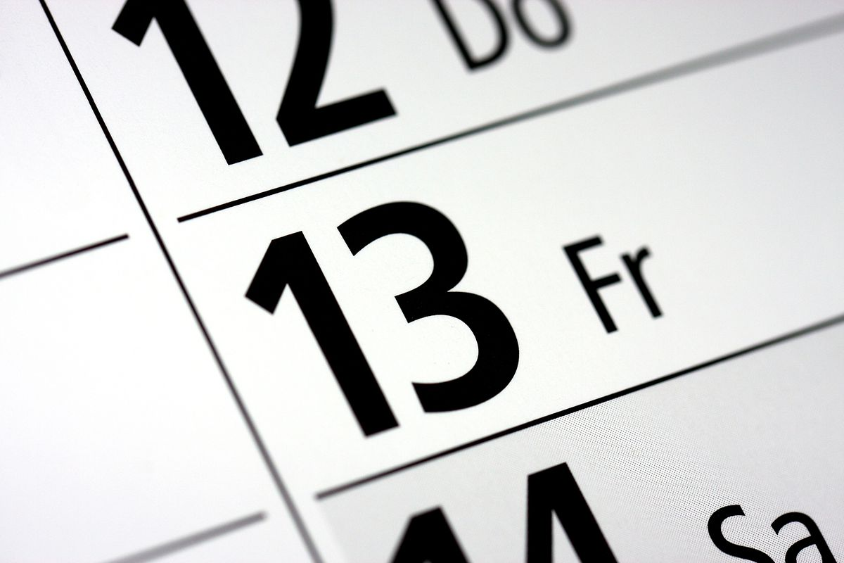 is friday the 13th unlucky research says no vox