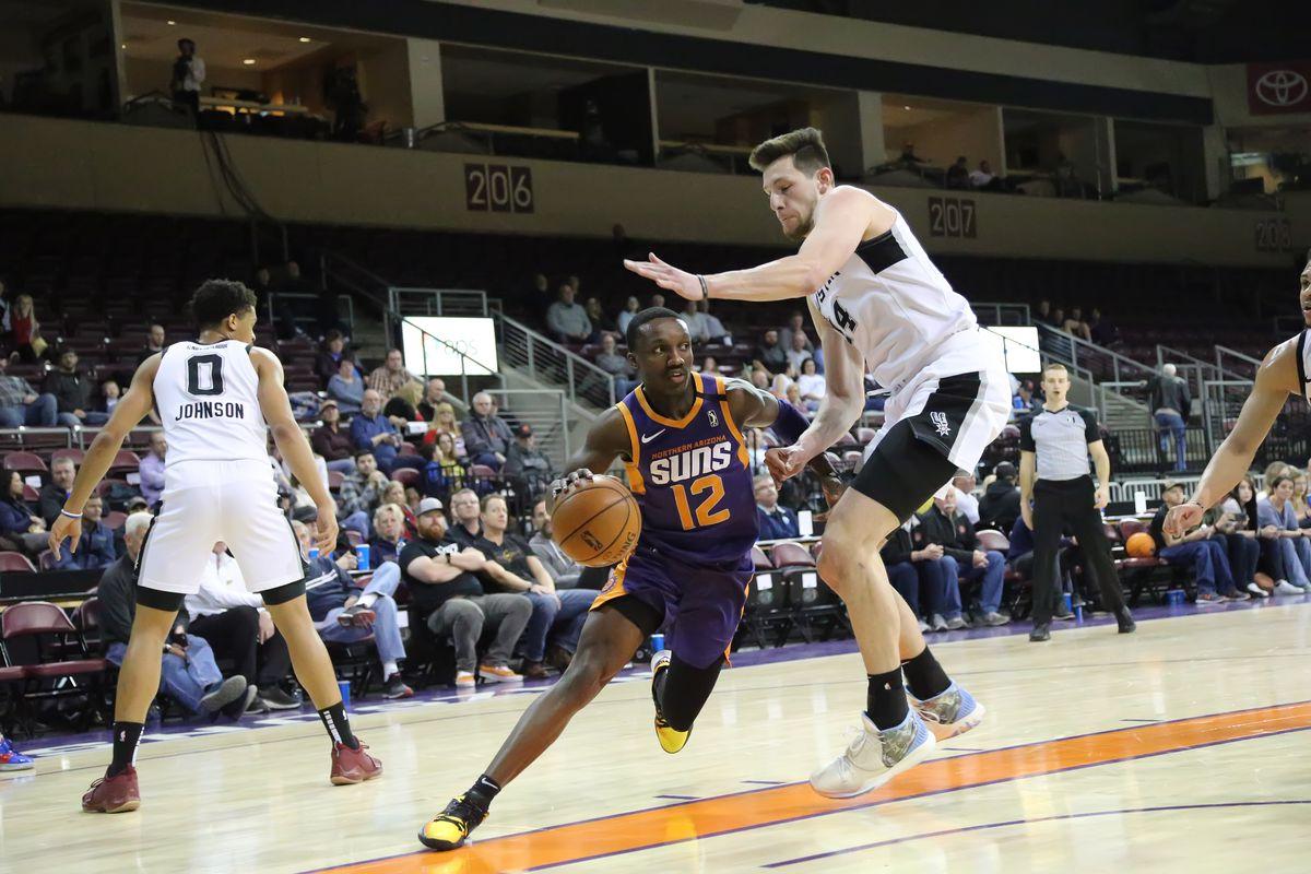 Austin Spurs v Northern Arizona Suns
