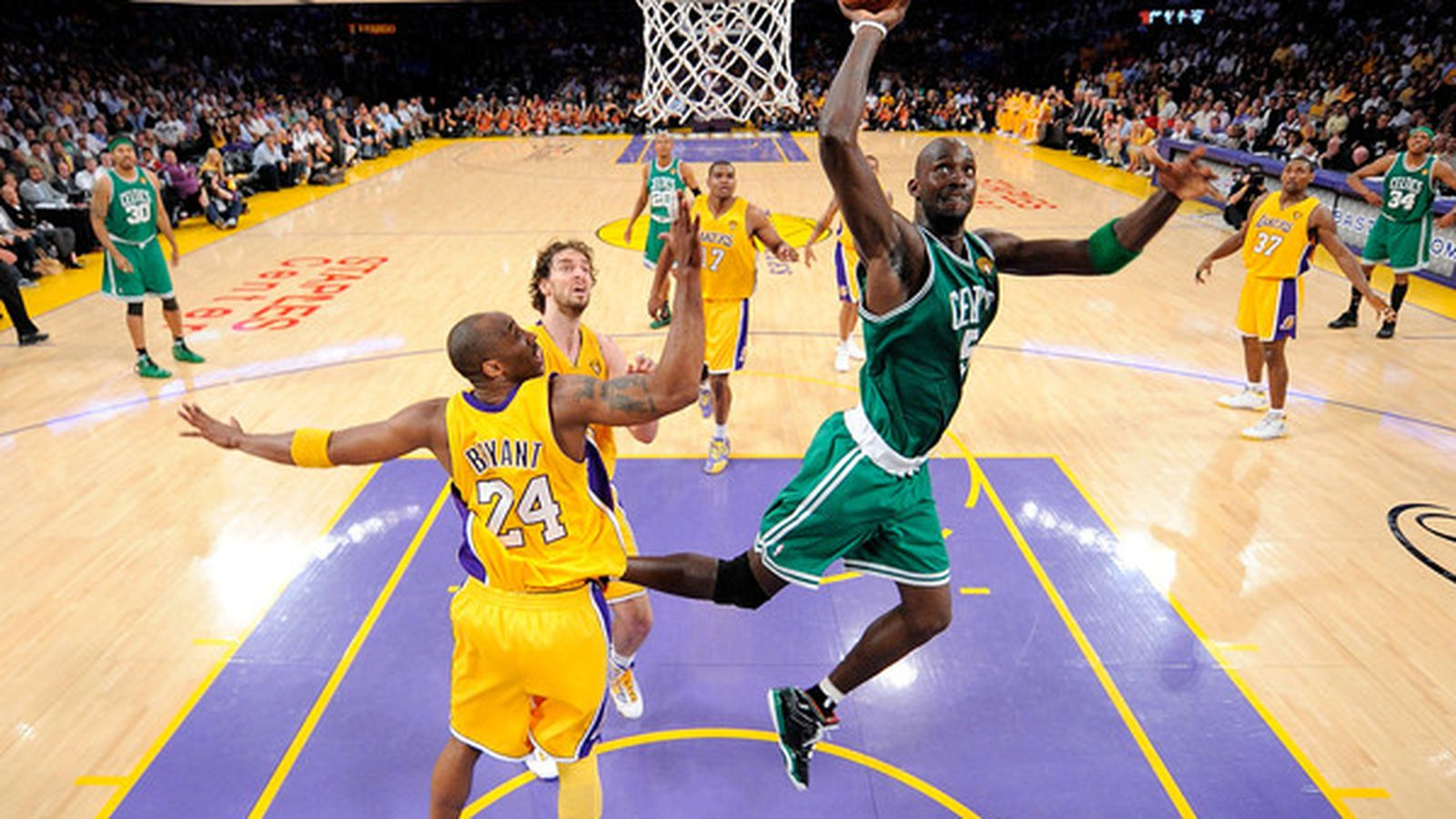 Celtics Lakers Nba Finals Game 7 What More Could You