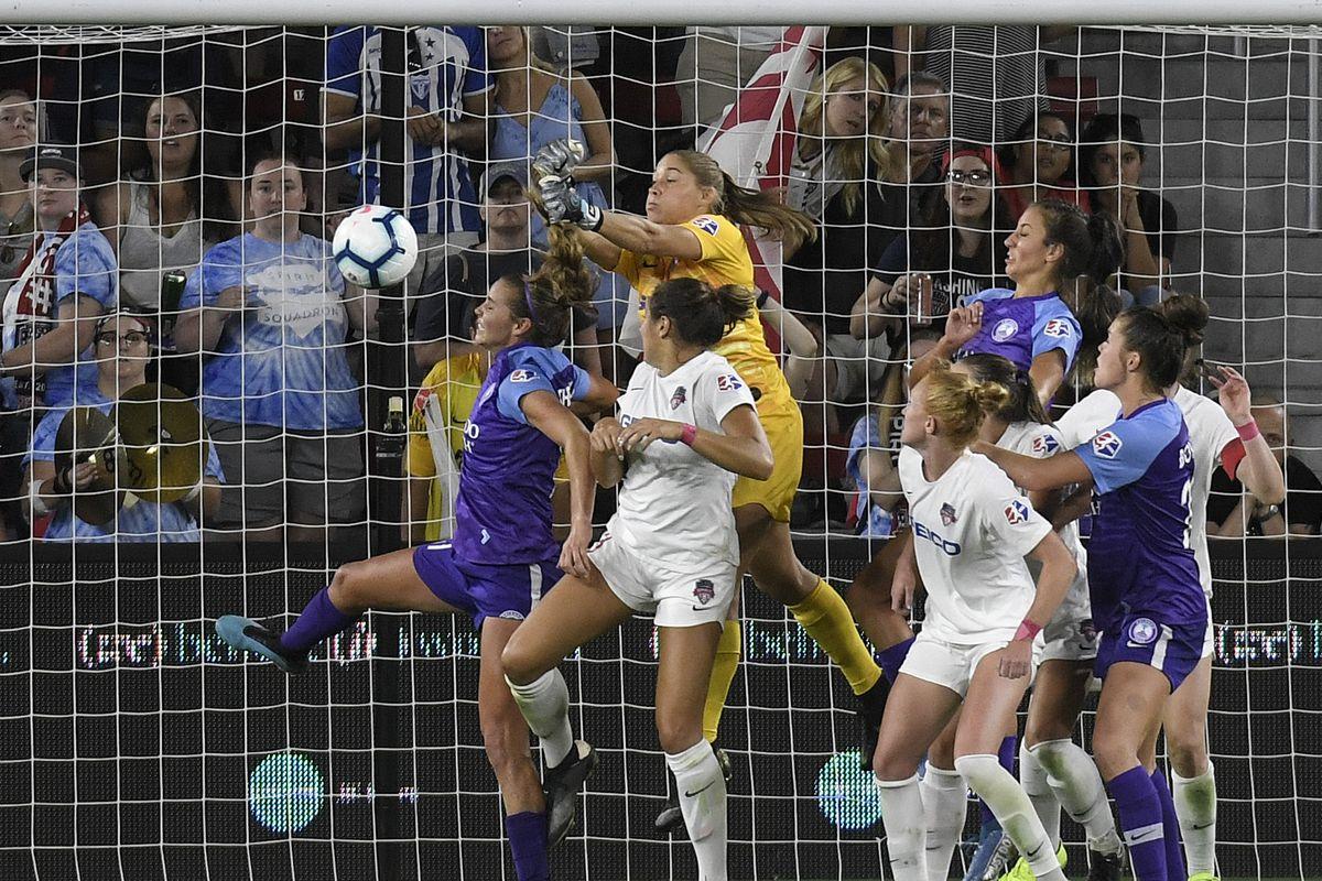 National Women's Soccer League Orlando Pride at Washington Spirit