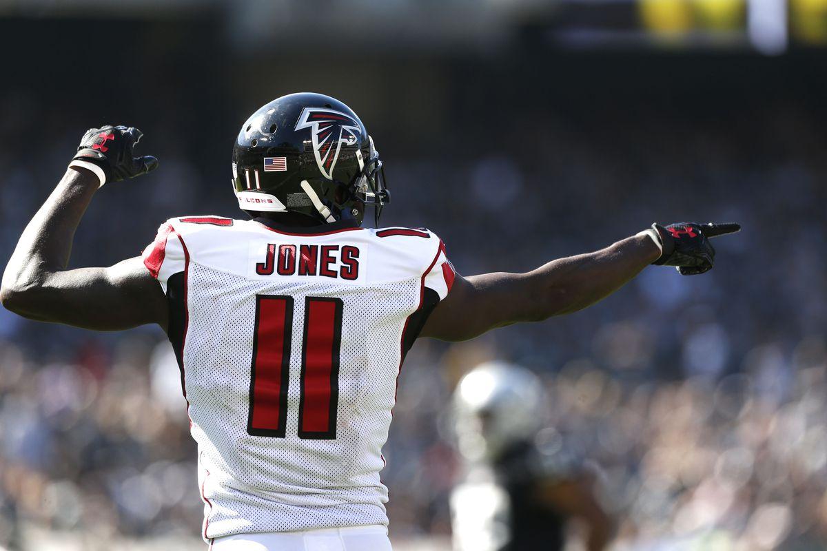 NFL: Atlanta Falcons at Oakland Raiders