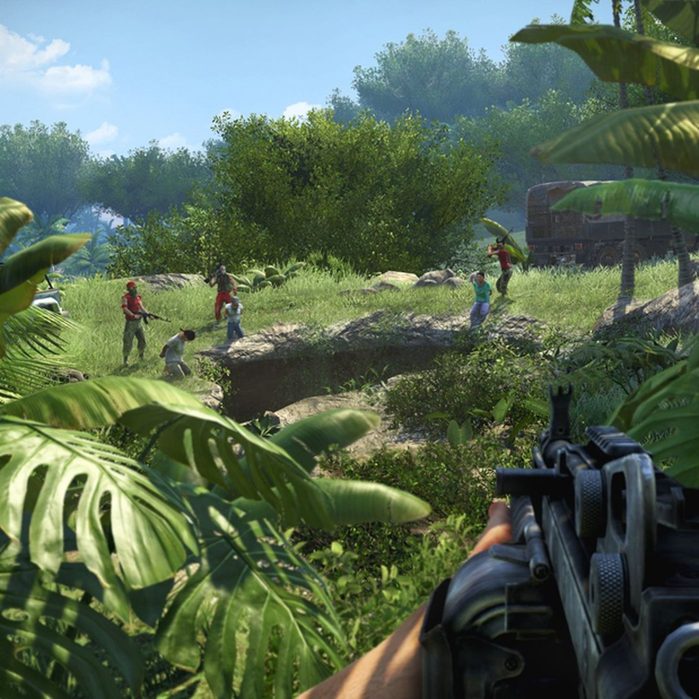 Far Cry Fans Won T Have To Wait Four More Years For The Next Franchise Title Says Ubisoft Polygon