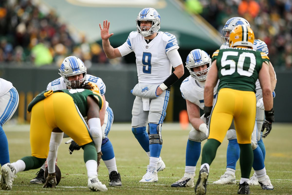 Packers Vs Lions Week 6 2019 Game Time Tv Channel Online Streaming Odds More Acme Packing Company
