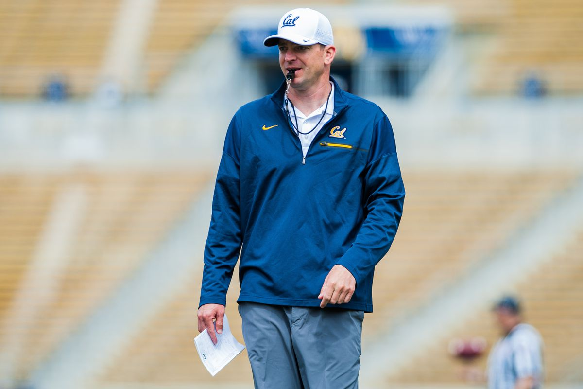 COLLEGE FOOTBALL: APR 22 Cal Spring Game