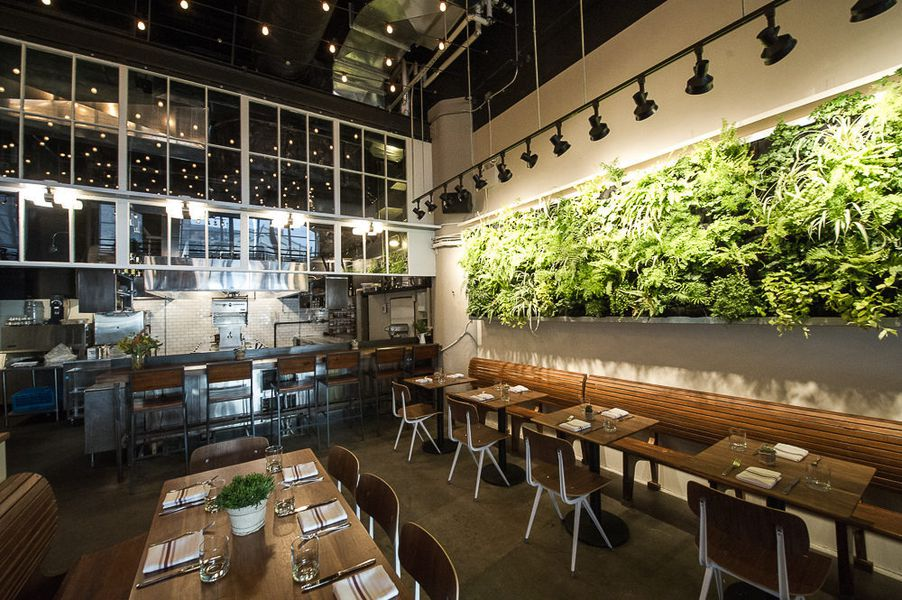 Atrium Cafe I Street Washington Dc