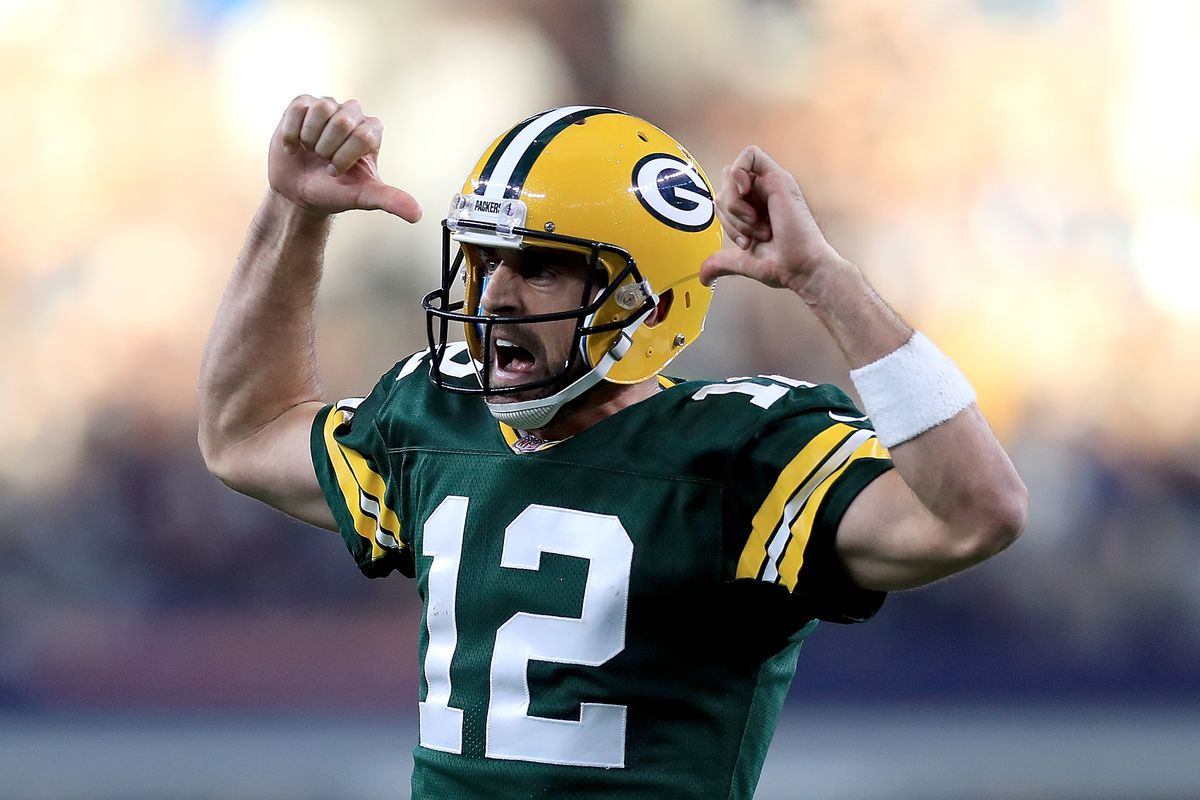 eback King Aaron Rodgers Stunned the Dallas Cowboys by Himself