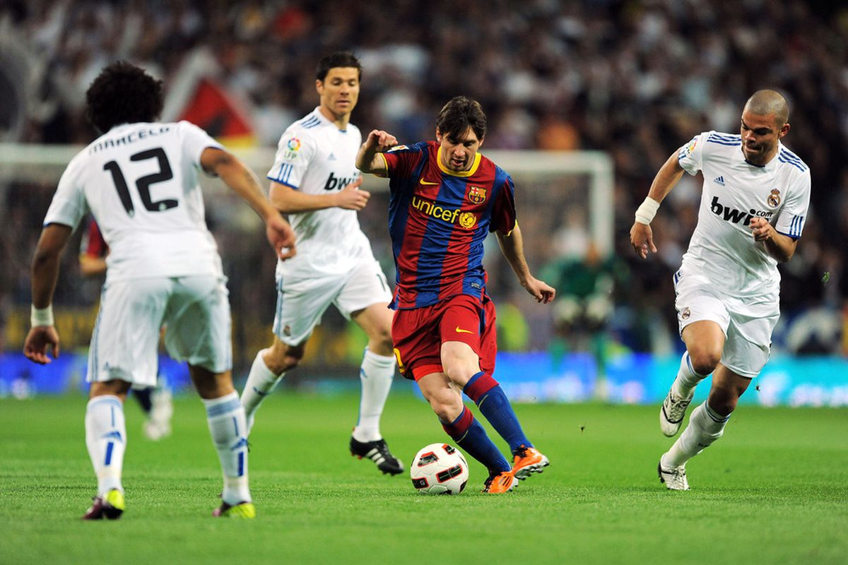 Messi moved to 49 goals for the season, but it was not enough to secure all 3 points