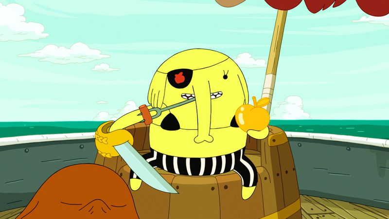 Adventure_Time_Episode_277_Still An ode to Adventure Time, one of TV's most ambitious — and adventurous — shows