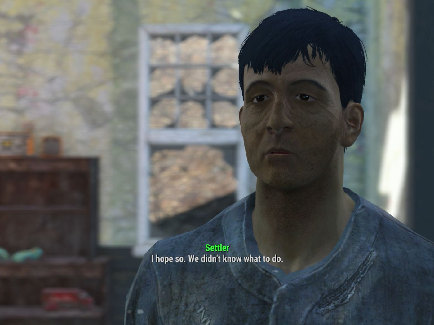 Fallout 4 settlers note