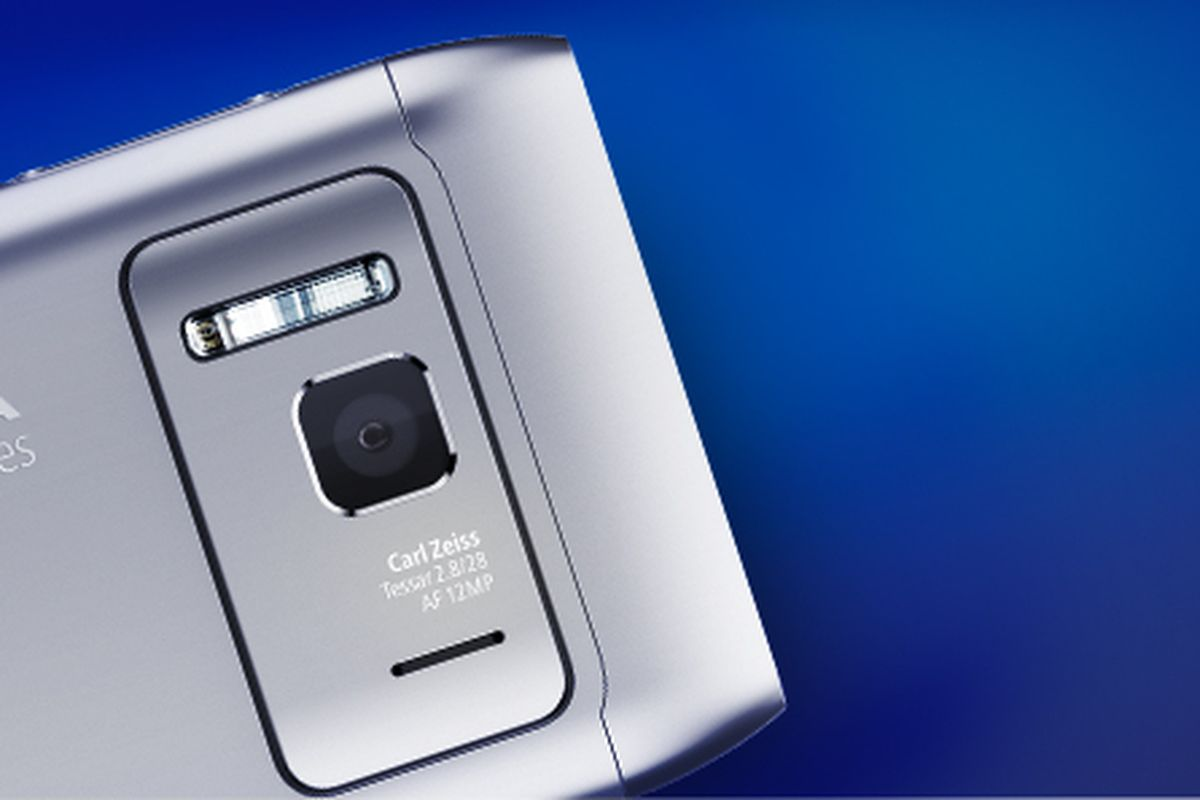 Nokia 803 rumored with Symbian, huge camera sensor - The Verge