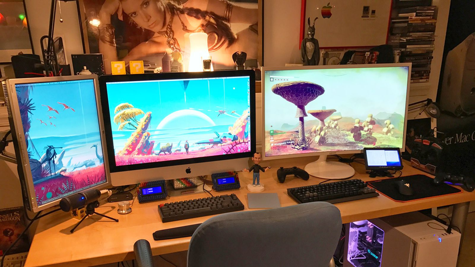 Meet The Guy Who Spent Over 4 000 On No Man S Sky Polygon