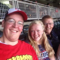 A Target Field outing.