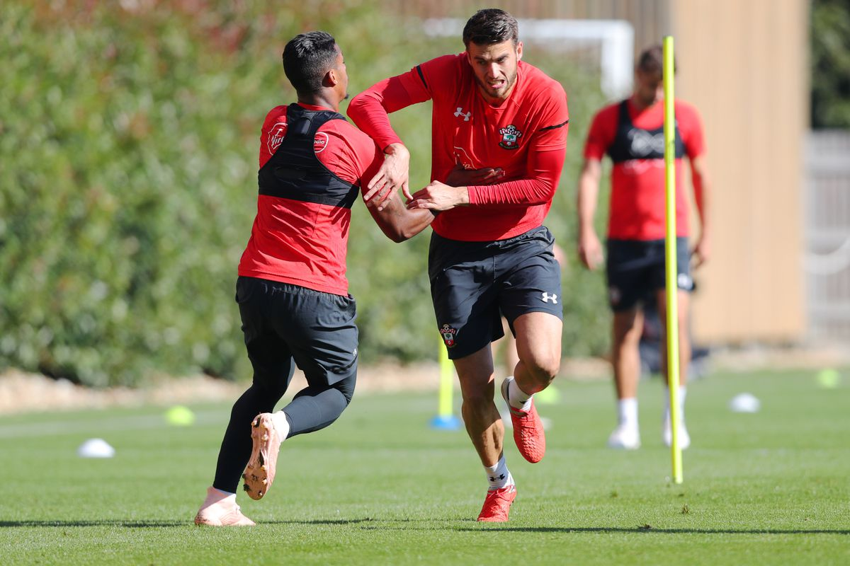 Wesley Hoedt and Mario Lemina left Southampton on deadline day of the European transfer window to Antwerp and Galatasaray respectively