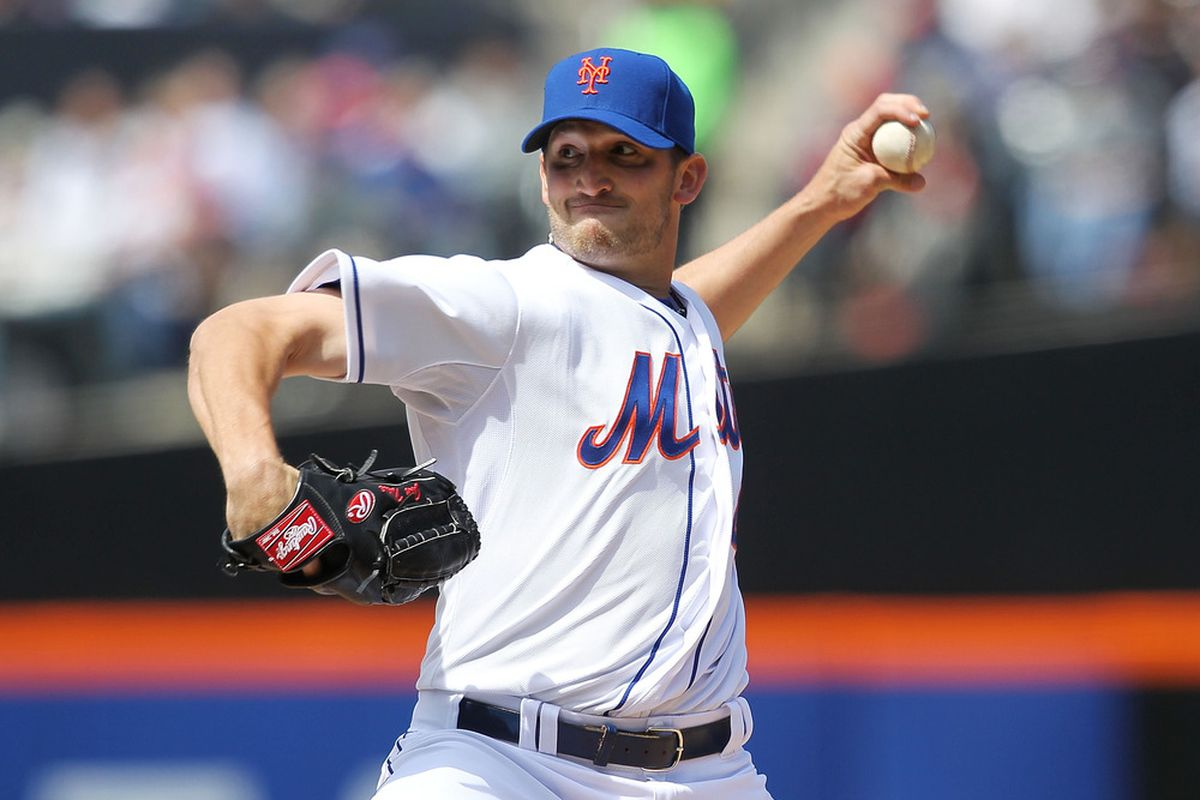 ERA: 3.00, FIP: 2.25. He'll never figure it out, TRAID! (Photo by Nick Laham/Getty Images)