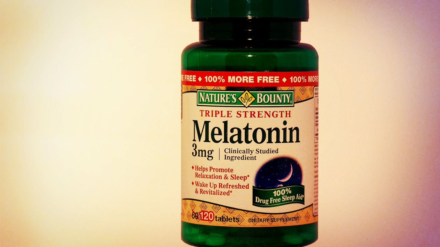 What is melatonin and can it help me sleep? - Vox