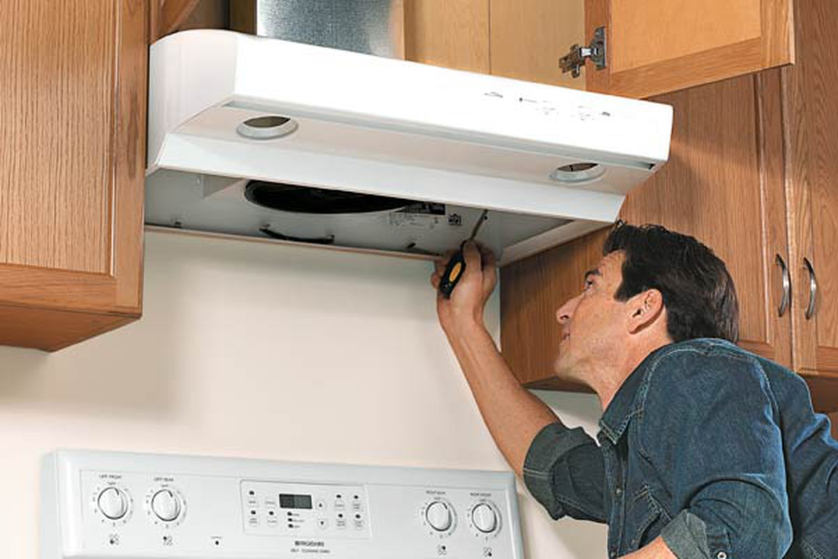 What To Do If Your Range Vent Hood Leaks Cold Air This Old House