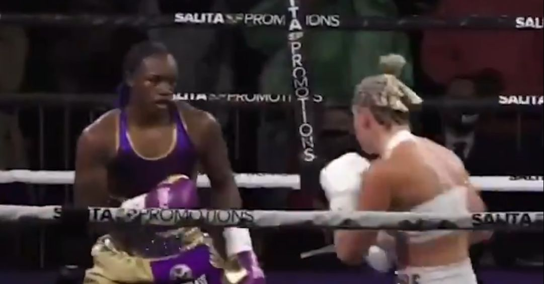 Claressa Shields vs. Marie-Eve Dicaire full fight video highlights