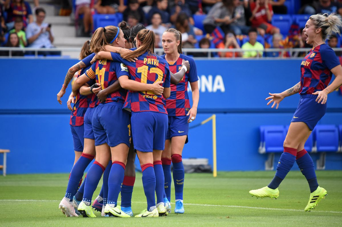 Barcelona v Madrid - Spanish Women League