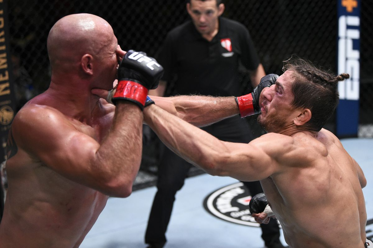UFC Vegas 11 results: 'Cowboy' Cerrone vs. Niko Price ends in majority draw after eye-poke point deduction - MMA Fighting