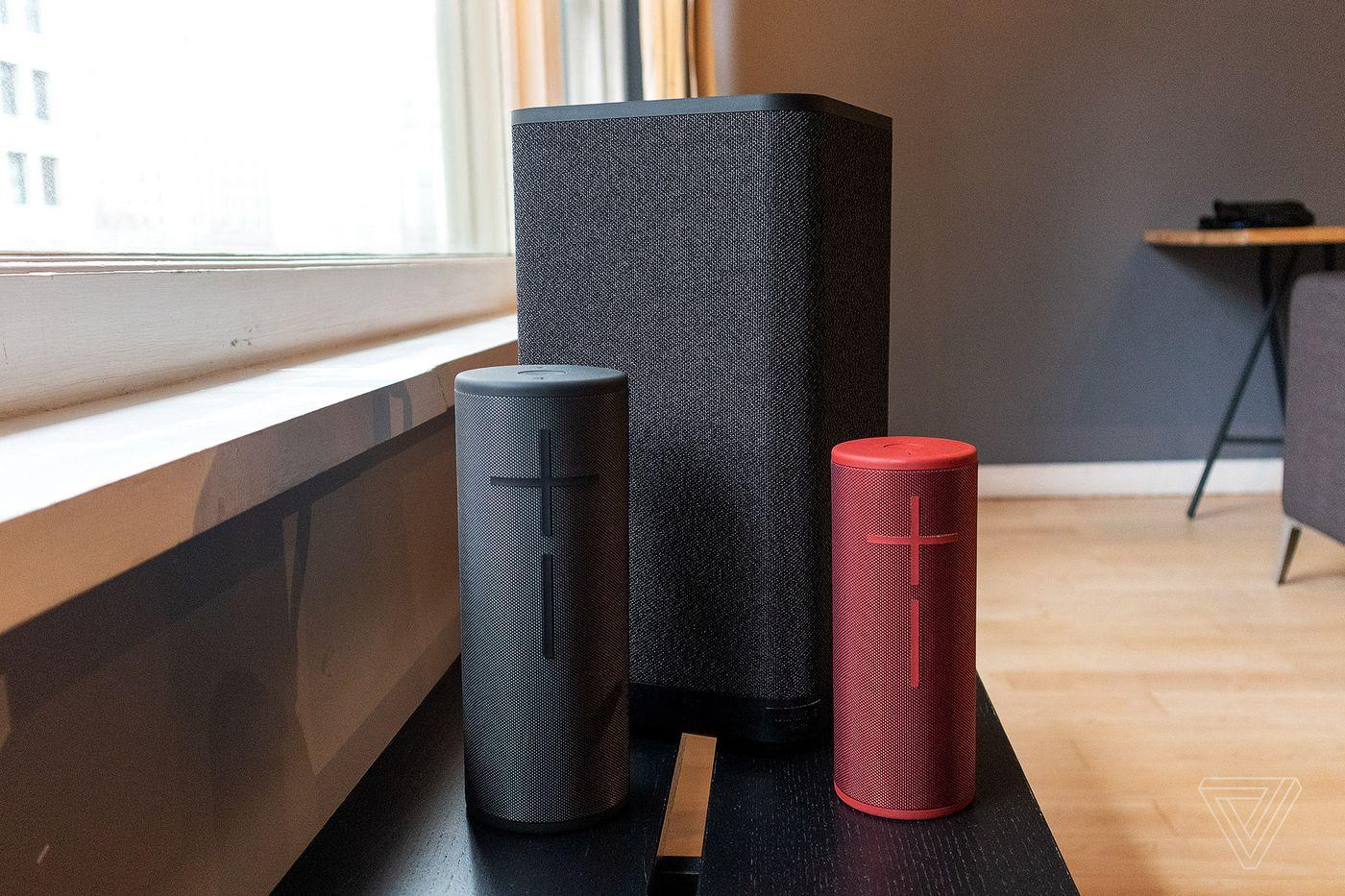 The new Ultimate Ears HyperBoom is a big, versatile party speaker