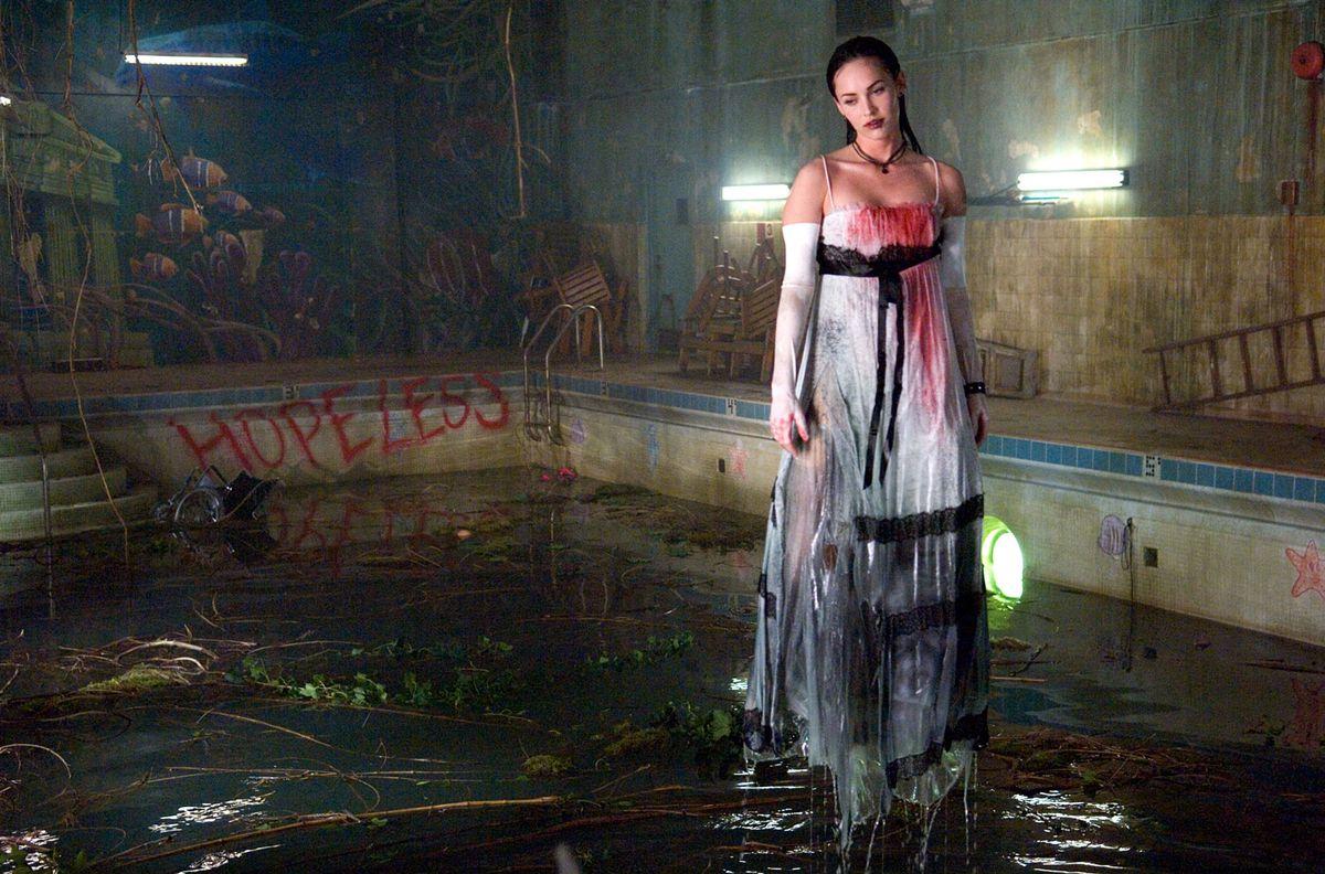 Megan Fox as the demon-possessed Jennifer Check in Jennifer's Body (2009)