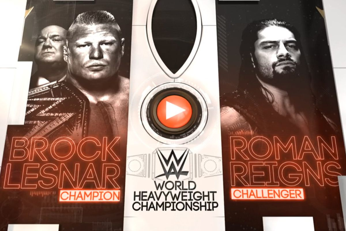 roman reigns vs brock lesnar wrestlemania 31 download