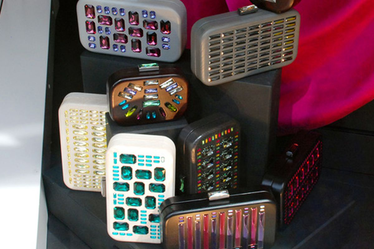Clutches at Devi Kroell