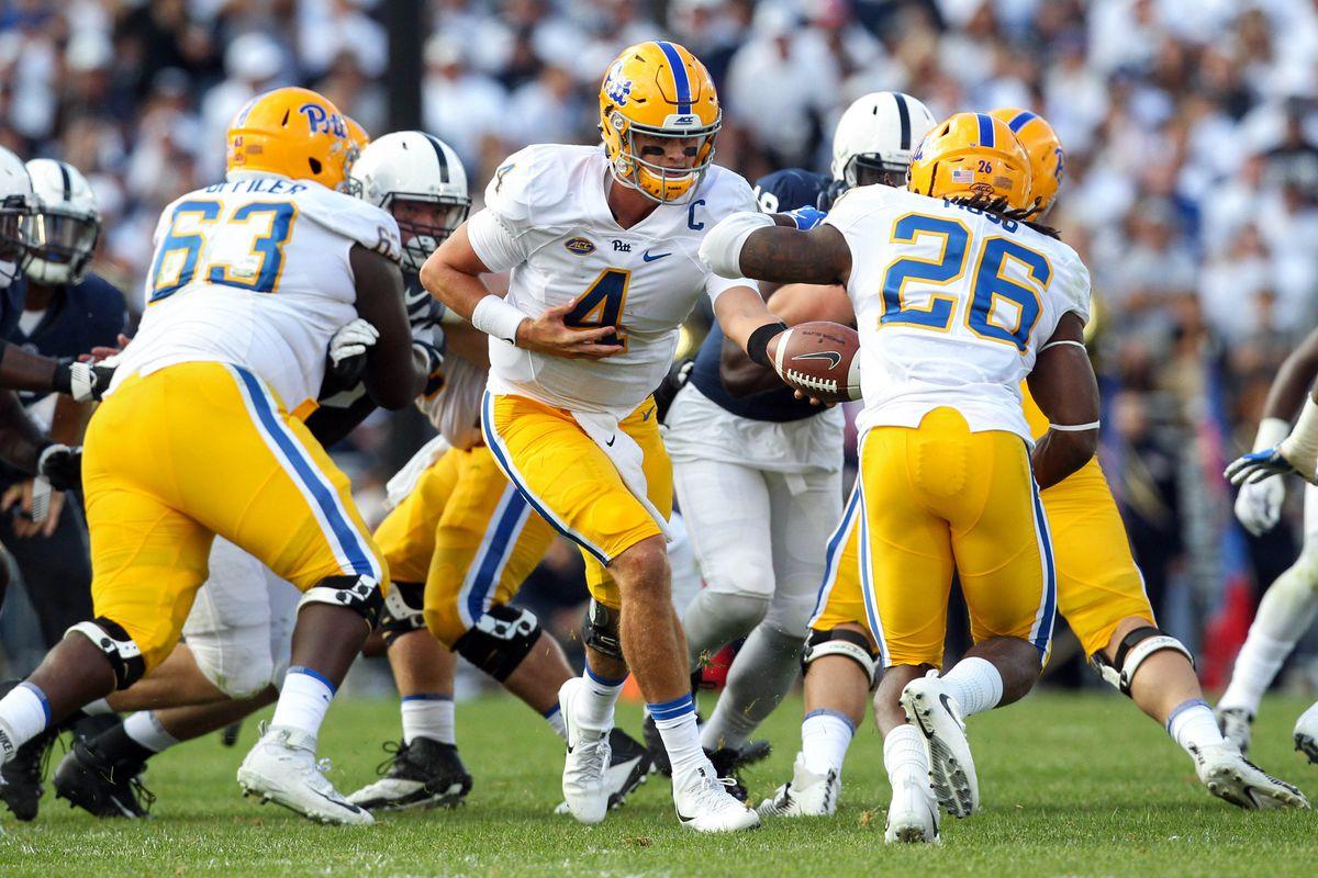 NCAA Football: Pittsburgh at Penn State